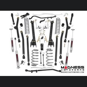 """Jeep Wrangler TJ Long Arm Suspension Kit - 4"""" Lift"""